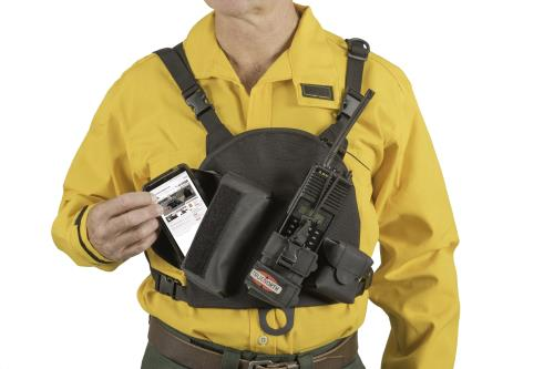 True North Single Universal Radio Chest Harness/Gen 2