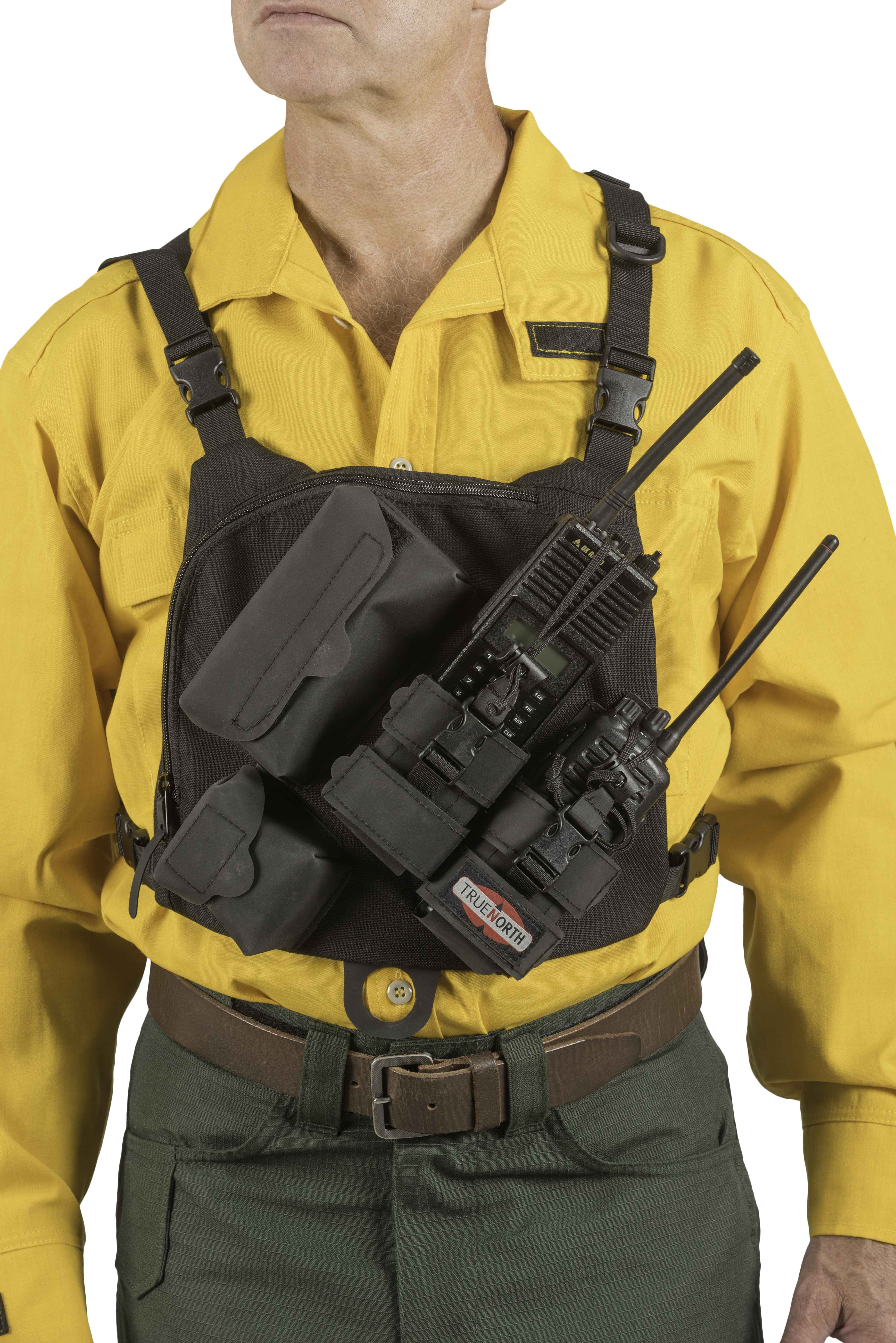 True North Dual Radio Chest Harness/Gen 2