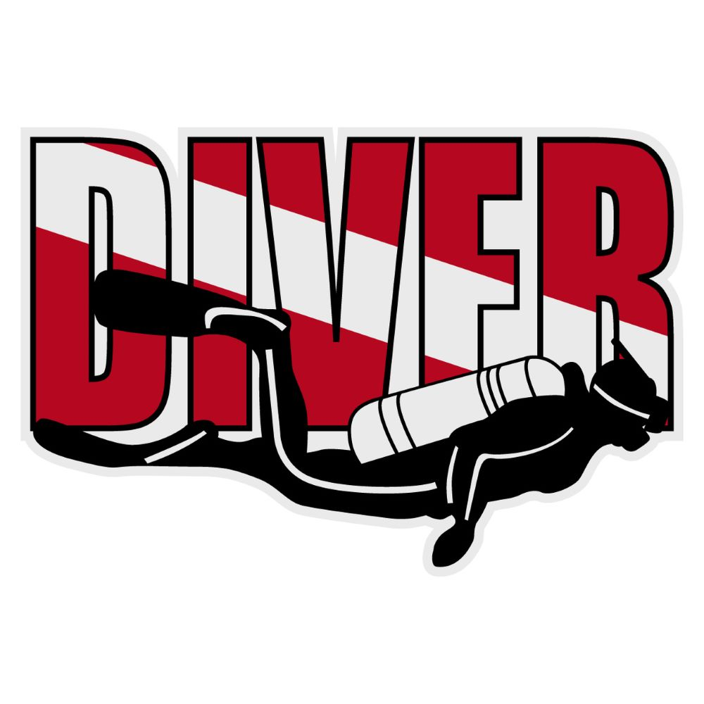 DiverDecal