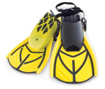 US Divers Shredder SAR Swim Fins
